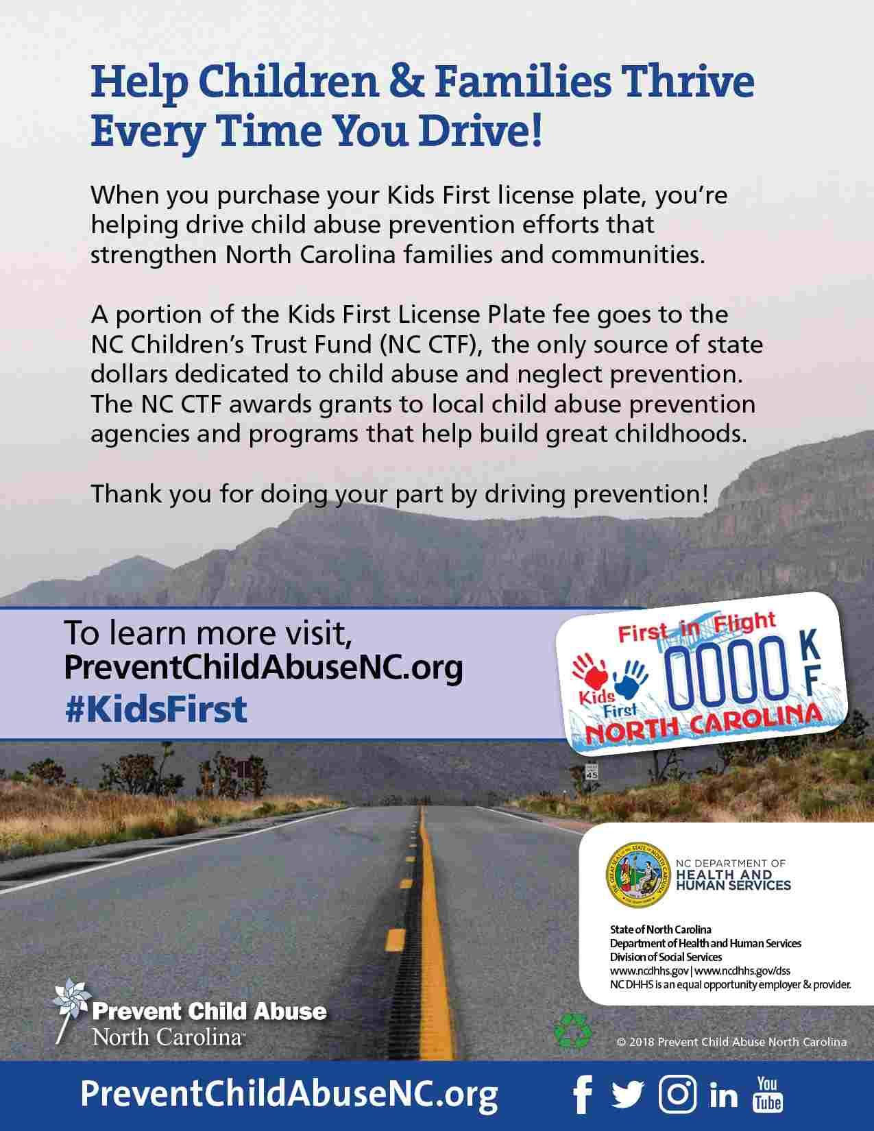 Advocate   Prevent Child Abuse NC