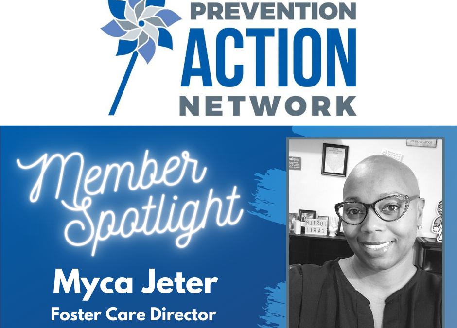 PAN Member Spotlight: Myca Jeter, Access Family Services